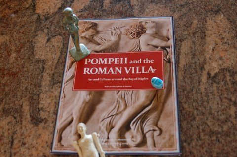 Carpe Diem! Visit the Pompeii Exhibit at LACMA!  Photo by mjb2009
