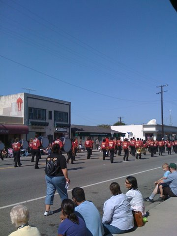 Marching Bands!  Photo by mjb2009
