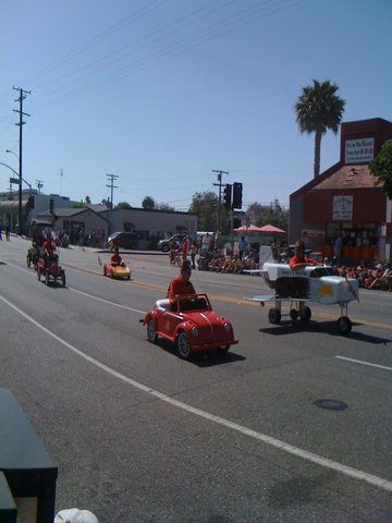 Silly Shriners in Tiny Vehicles!  Photo by mjb2009