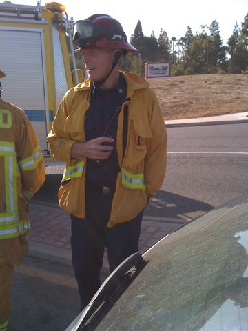 Super nice Fireman!  Photo by mjb2009