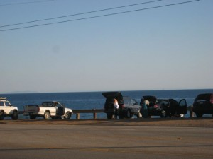 The View From Here: Surfers Prepare! Photo by mjb2010