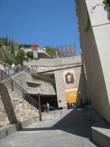 Welcome to the Getty Villa!! Photo by mjb2010