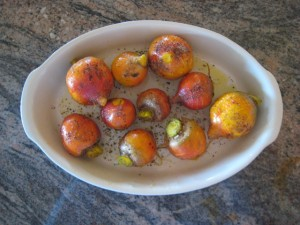 Golden Beets Pre-Roasting! Beautiful! Photo by mjb2010