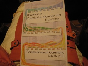 TinyJB Designed This Commencement Brochure! Go TinyJB! Photo by mjb2010