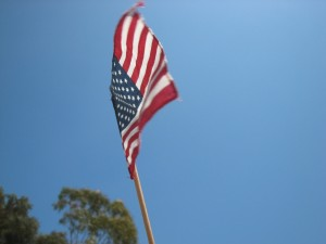Land of the Free and Home of the Brave! Photo by mjb2011