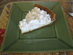 Oh. My. Yes. Not Key Lime Pie Perfection! Photo by mjb2010