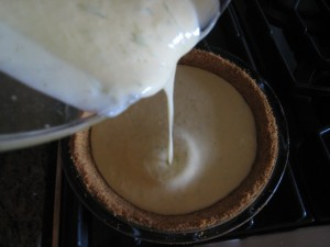 Pour into graham cracker pie crust! Photo by mjb2010