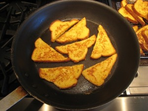 French Toast! So easy! So delicious! Photo by mjb2011