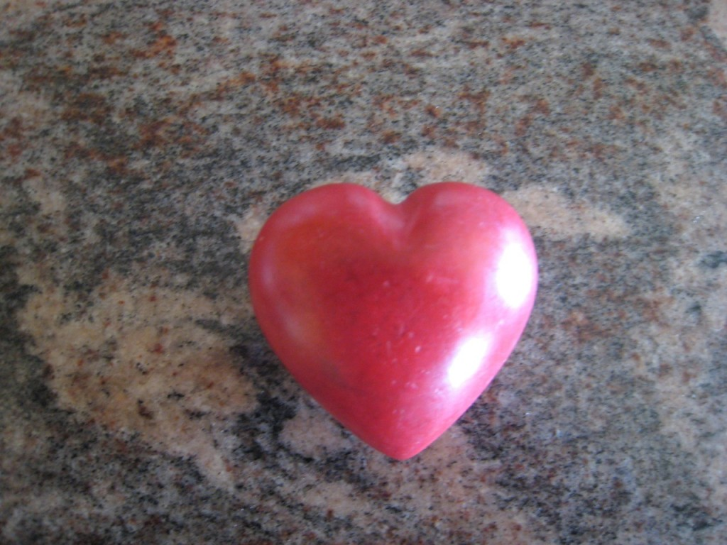 Be Mine This Valentine! A Heart That Hails All the Way From Rwanda! Photo by mjb2011