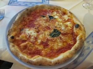 The real deal at Pizzeria Brandi! Photo by mjb2011