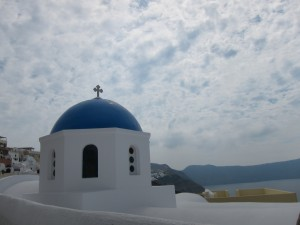 The classic Santorini shot. Photo by mjb2011