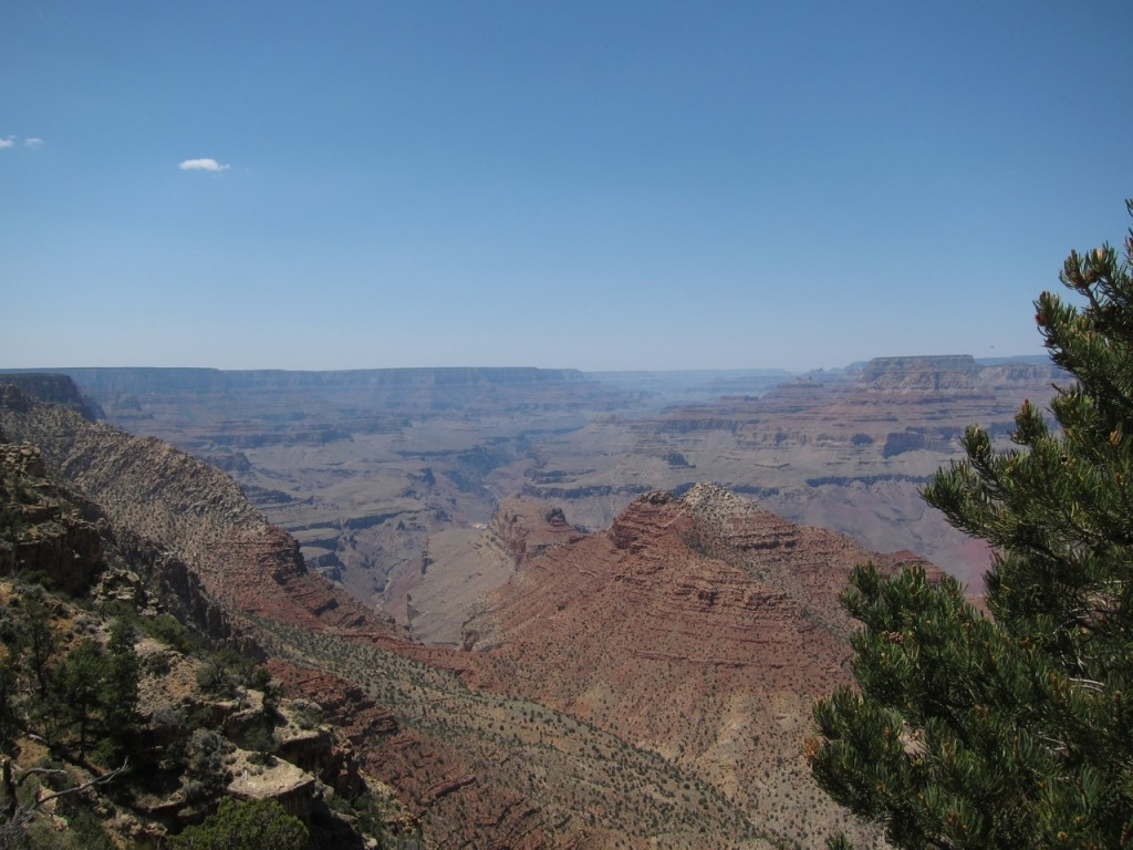 The Grand Canyon earns its name! Photo by mjb2012