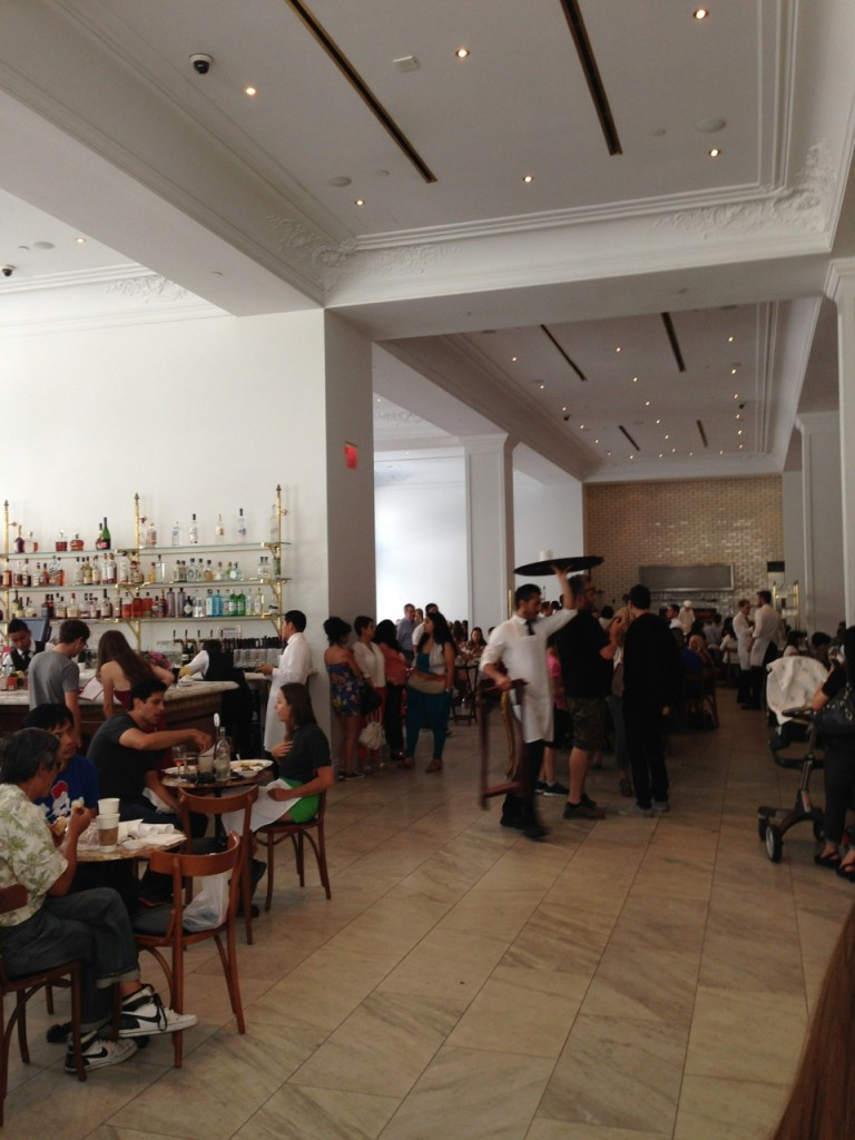 Bottega Louie has it going on. Photo by mjb2014